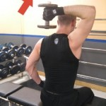 1-arm triceps extension