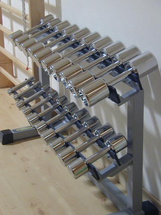 Doing the rack
